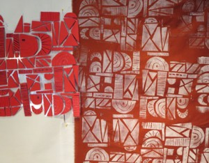 Block-and-print