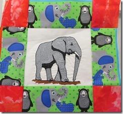 Corrine's elephant