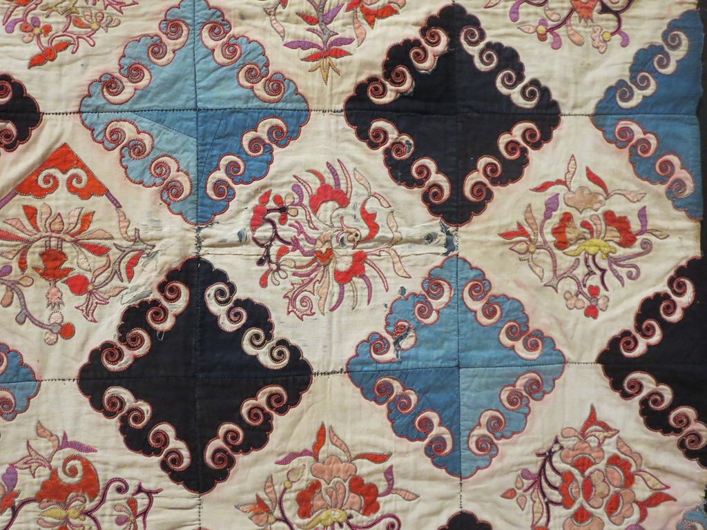 chinese quilt