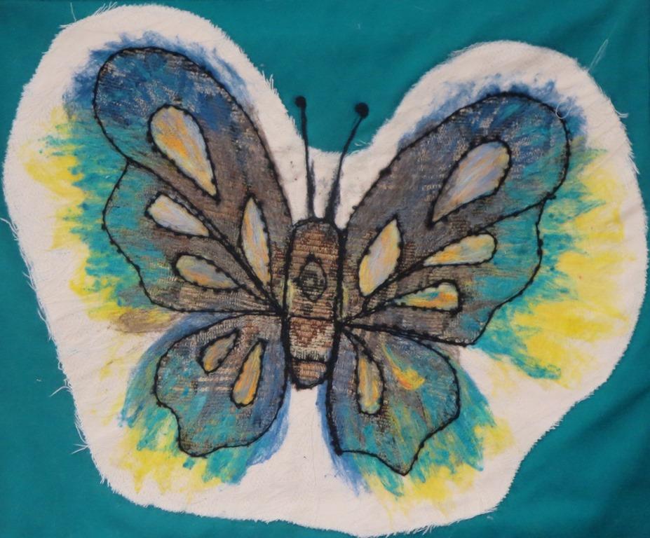Regin'a Butterfly