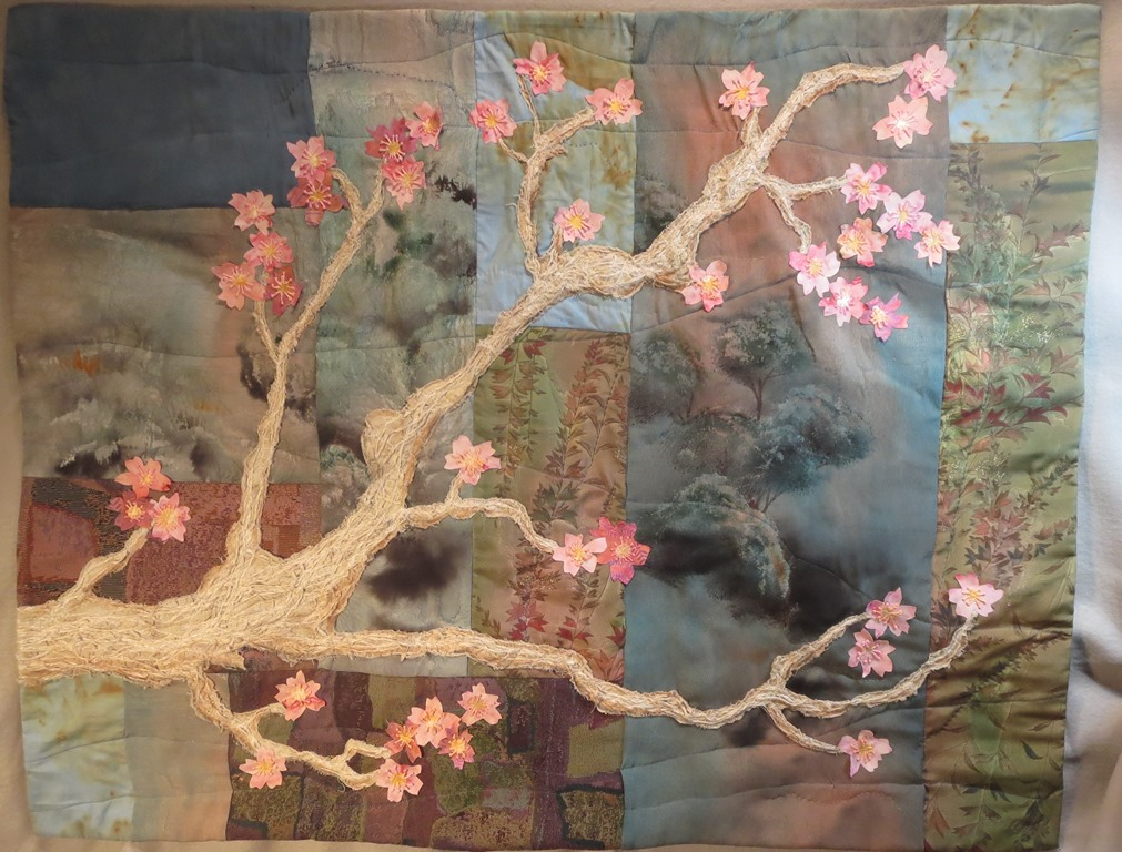 "Blooming Branch 33"" X 430.5"""