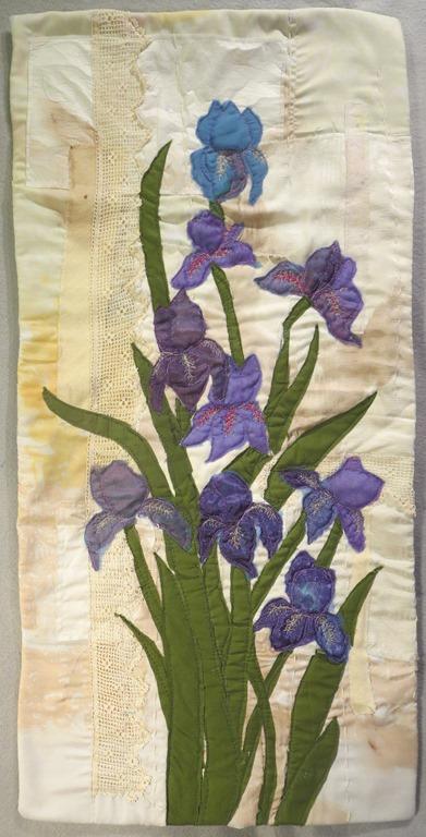 Nine Blue Iris